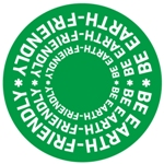 BE EARTH-FRIENDLYマーク対象商品