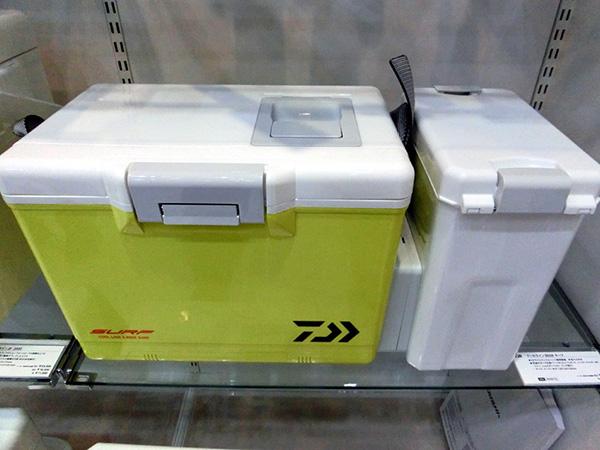 クールラインS800X SURFに装着したCPサイドボックスハードです。