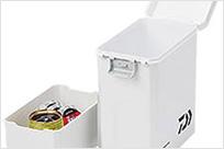 仕掛け・小物収納に便利なサイドボックスハード(仕掛け等は収納例です)